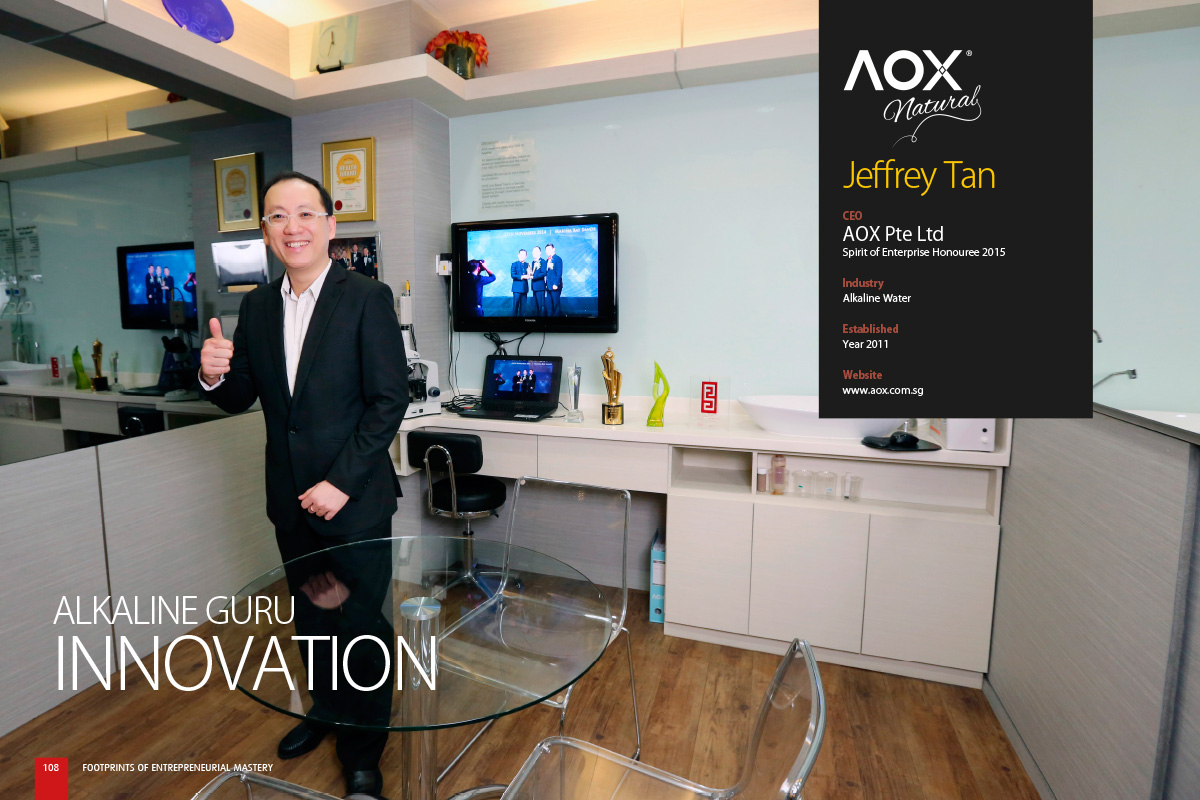 AOX founder
